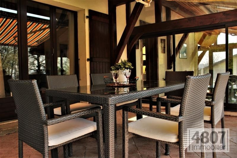 Vente maison / villa Cruseilles 499000€ - Photo 4