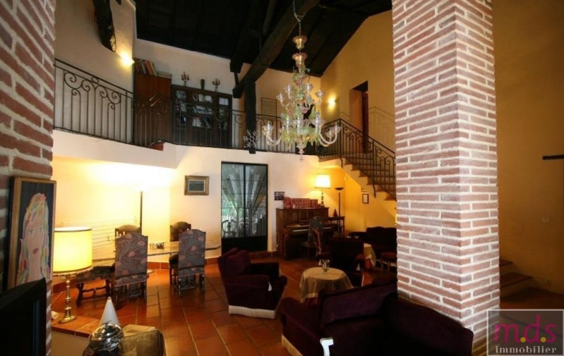 Vente de prestige maison / villa Montastruc-la-conseillere secteur 690000€ - Photo 2