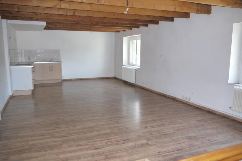 Venta  apartamento Reventin vaugris 107700€ - Fotografía 2