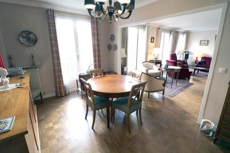 Vente de prestige appartement Versailles 1080000€ - Photo 3