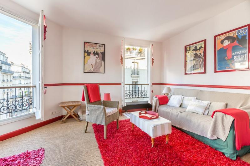 Vente appartement Paris 18ème 665000€ - Photo 3