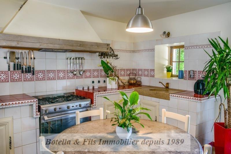 Verkoop van prestige  huis Uzes 997000€ - Foto 11