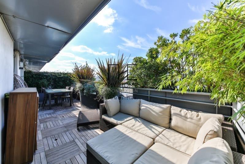 Immobile residenziali di prestigio appartamento Paris 17ème 1163000€ - Fotografia 1