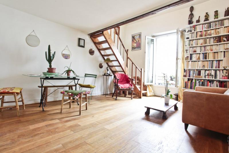 Sale apartment Paris 14ème 598000€ - Picture 1
