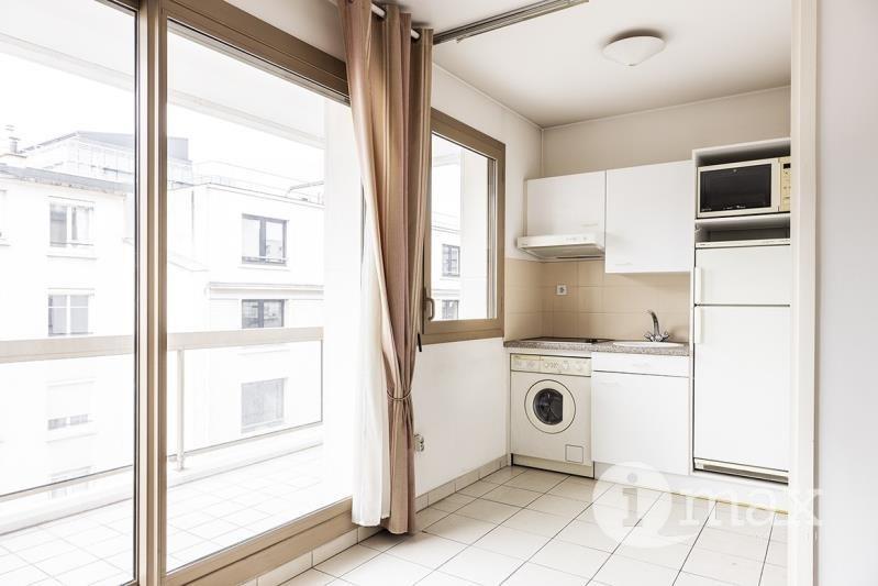Sale apartment Levallois 300000€ - Picture 2