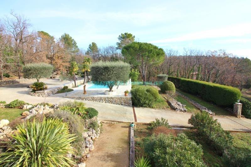 Vente de prestige maison / villa Saint cezaire sur siagne 730000€ - Photo 9