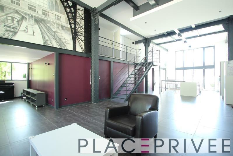 Vente de prestige appartement Nancy 590000€ - Photo 2