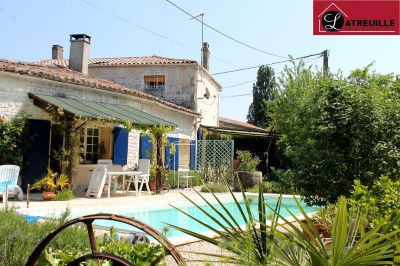 Sale house / villa Champagnolles 338 000€ - Picture 1