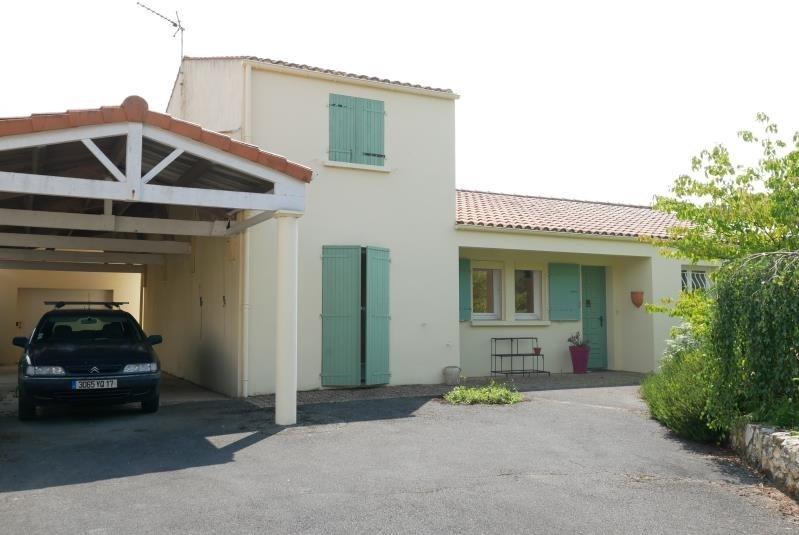 Vente maison / villa Bourgneuf 281000€ - Photo 1