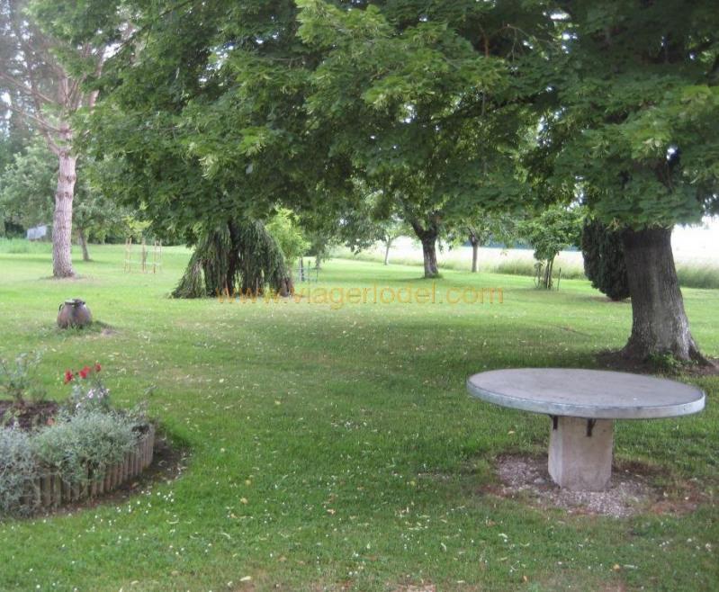 Life annuity house / villa La chapelle-grésignac 122300€ - Picture 8