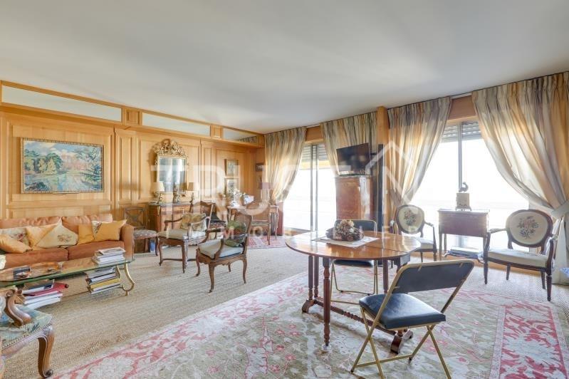 Vente de prestige appartement Paris 15ème 1030000€ - Photo 1