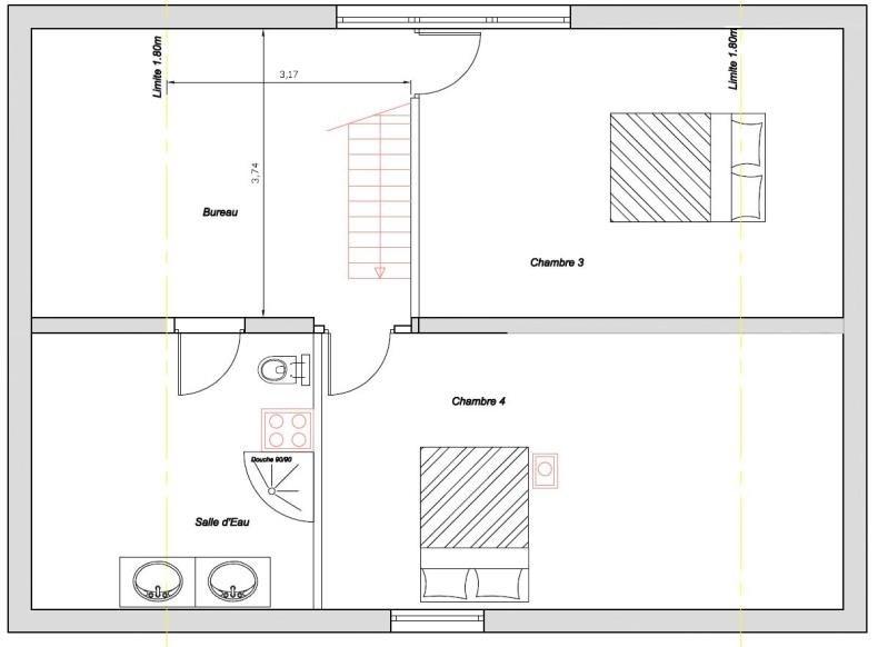 Sale house / villa Chambéry 295000€ - Picture 4