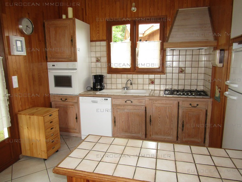 Vacation rental house / villa Lacanau 425€ - Picture 4