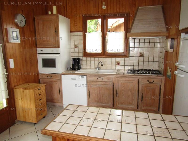 Alquiler vacaciones  casa Lacanau 425€ - Fotografía 4