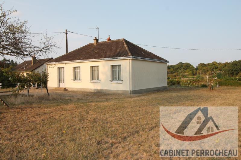 Sale house / villa La chartre sur le loir 99700€ - Picture 12