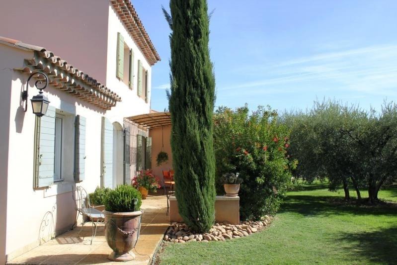Vente maison / villa Rochefort du gard 530000€ - Photo 1