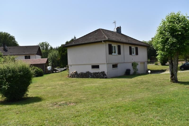 Vente maison / villa Nancray 215 000€ - Photo 1