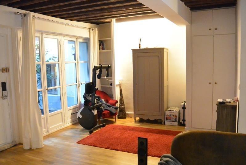 Sale apartment Paris 1er 649000€ - Picture 4
