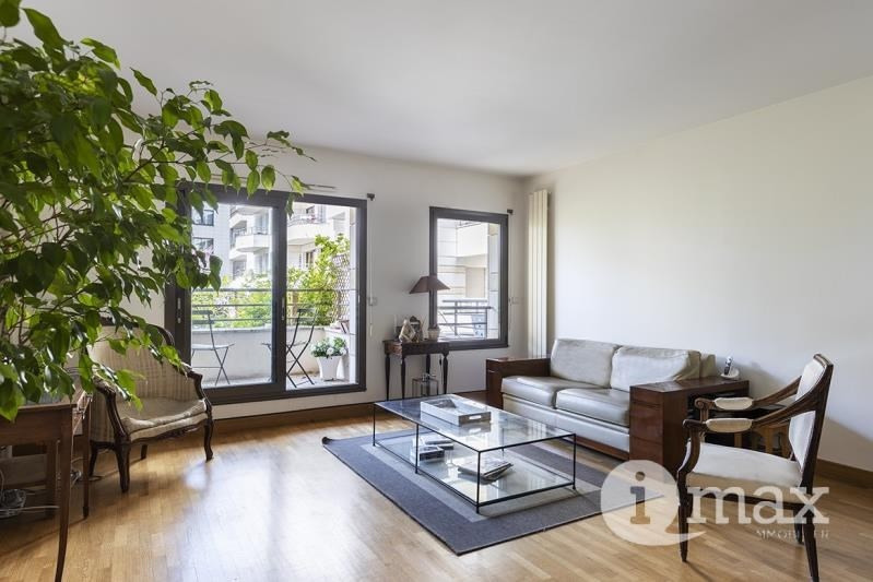 Deluxe sale apartment Levallois 1 230 000€ - Picture 3