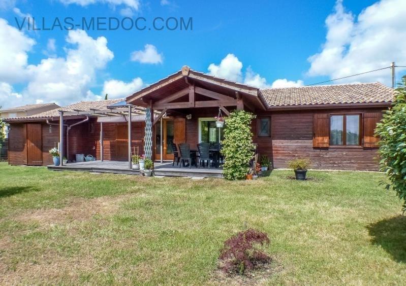 Sale house / villa Saint vivien de medoc 272000€ - Picture 2