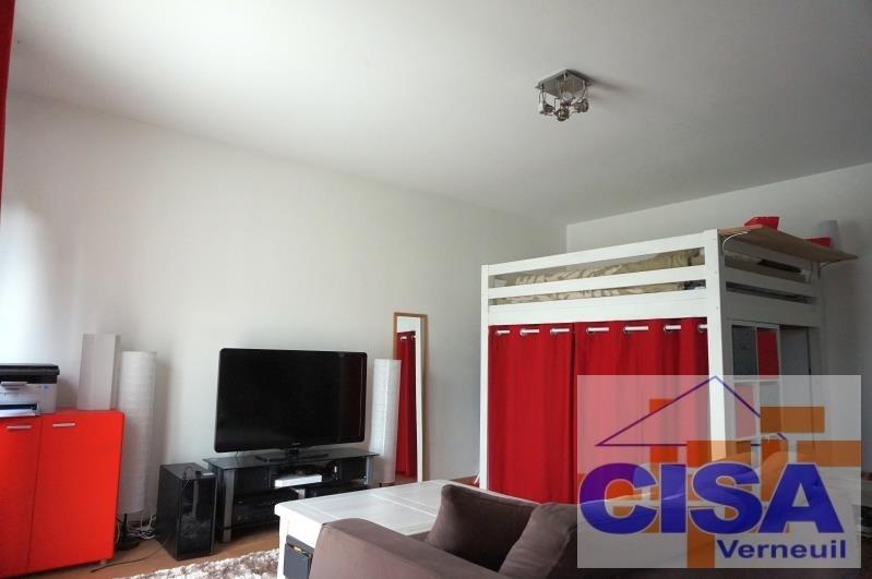 Sale apartment Coye la foret 127000€ - Picture 1