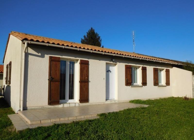 Vente maison / villa St gervais 217000€ - Photo 1