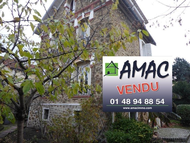 Sale house / villa Villemomble 624000€ - Picture 1