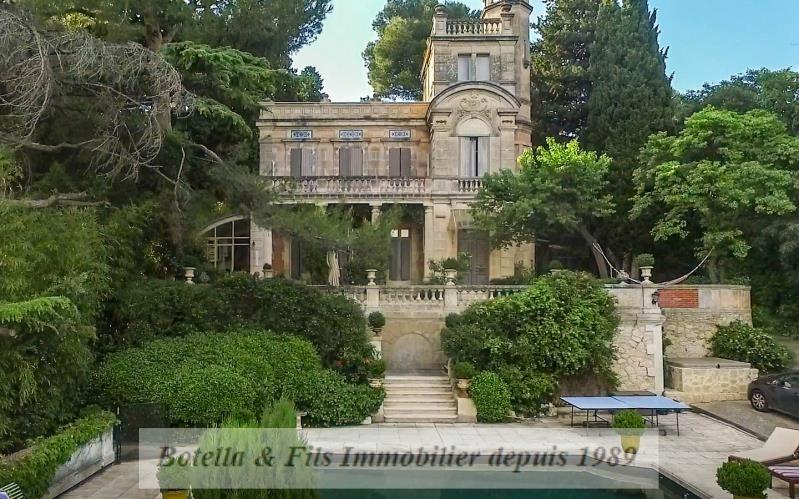 Verkoop van prestige  huis Villeneuve les avignon 1575000€ - Foto 1