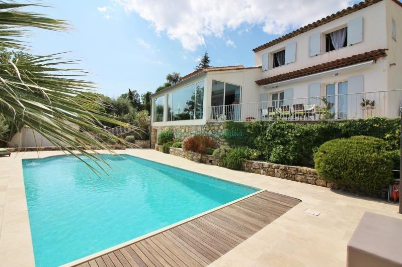 Vente de prestige maison / villa Cabris 1080000€ - Photo 1