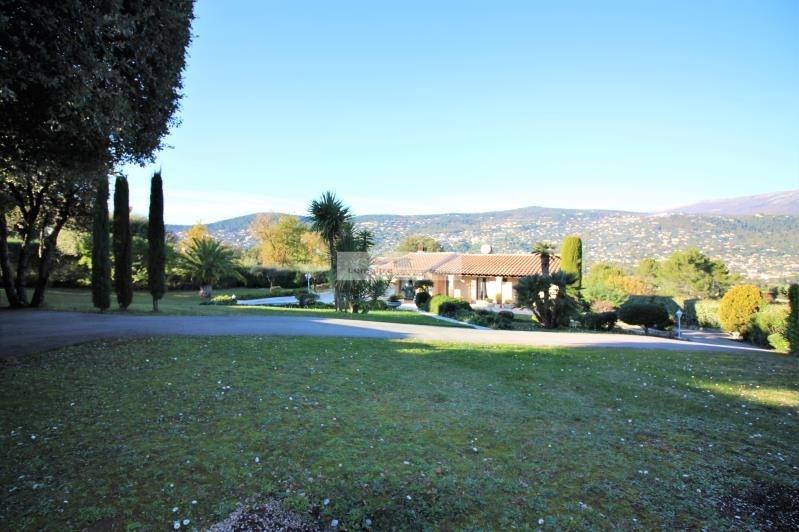 Vente de prestige maison / villa Peymeinade 675000€ - Photo 4