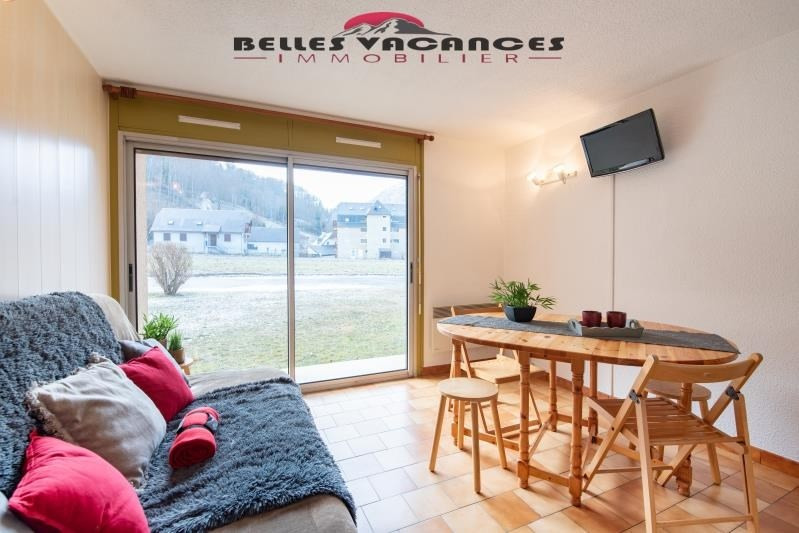 Sale apartment St lary soulan 97 500€ - Picture 1
