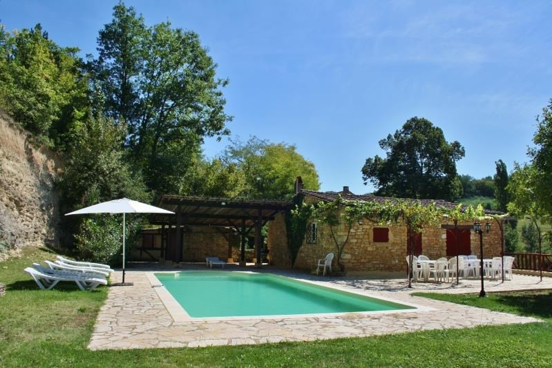 Sale house / villa Marnac 325000€ - Picture 2
