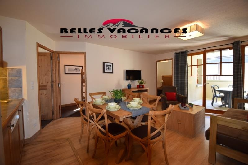 Vente de prestige appartement St lary soulan 210 000€ - Photo 1