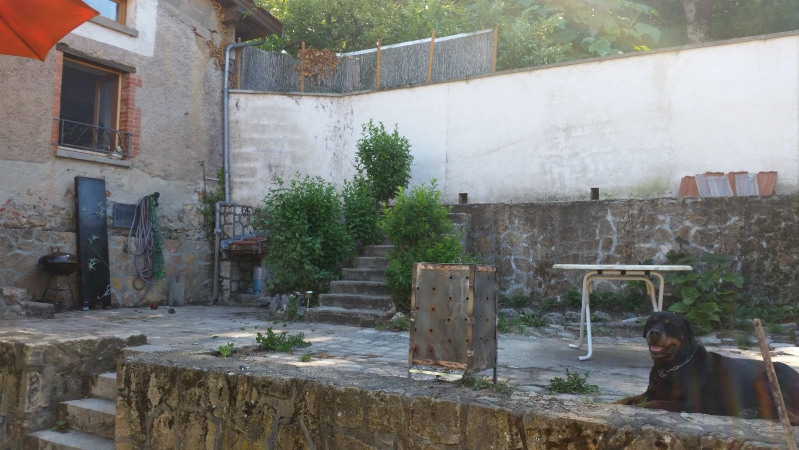 Vente maison / villa Ste foy l argentiere 150000€ - Photo 8