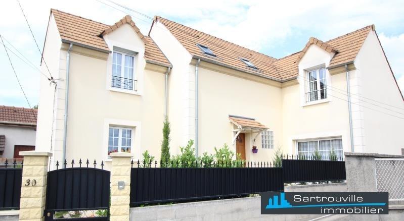 Sale house / villa Houilles 525000€ - Picture 1
