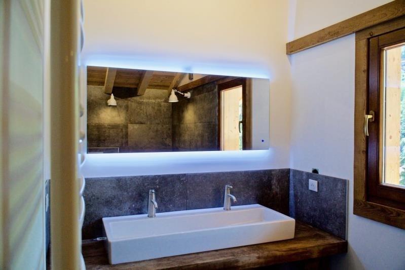 Vente de prestige appartement Brides les bains 632000€ - Photo 8