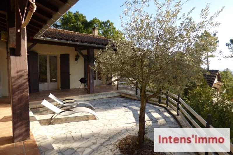 Vente maison / villa Peyrins 379000€ - Photo 3