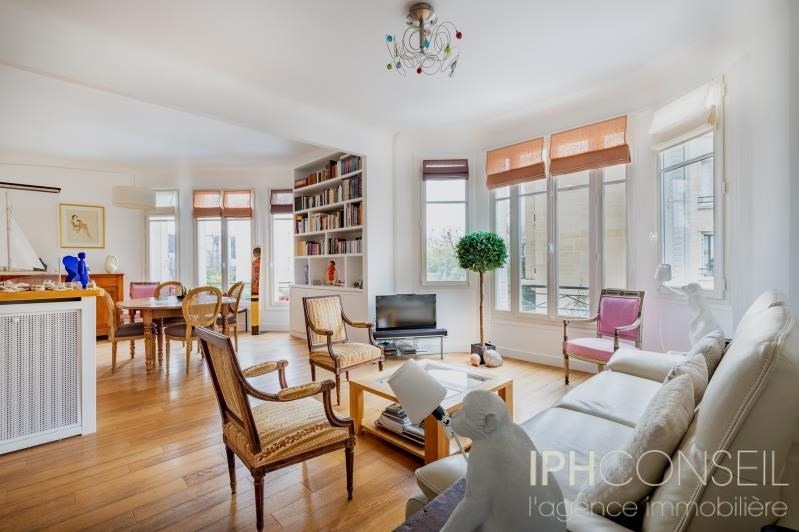 Deluxe sale apartment Neuilly sur seine 1095000€ - Picture 1
