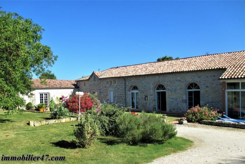 Deluxe sale house / villa Prayssas 649 000€ - Picture 2