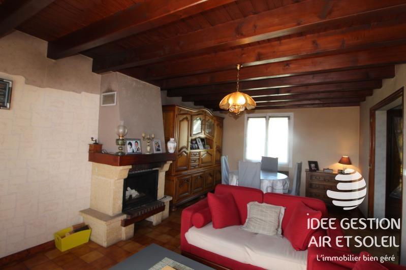 Vente maison / villa Le palais 366380€ - Photo 2