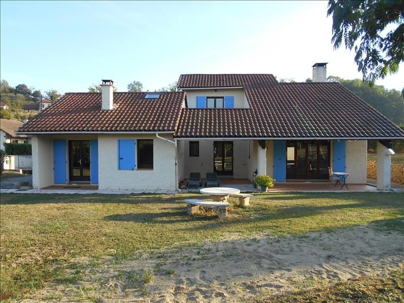 Vente maison / villa St geoire en valdaine 239000€ - Photo 1