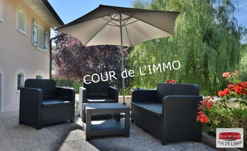 Vente de prestige maison / villa Fillinges 599 000€ - Photo 1