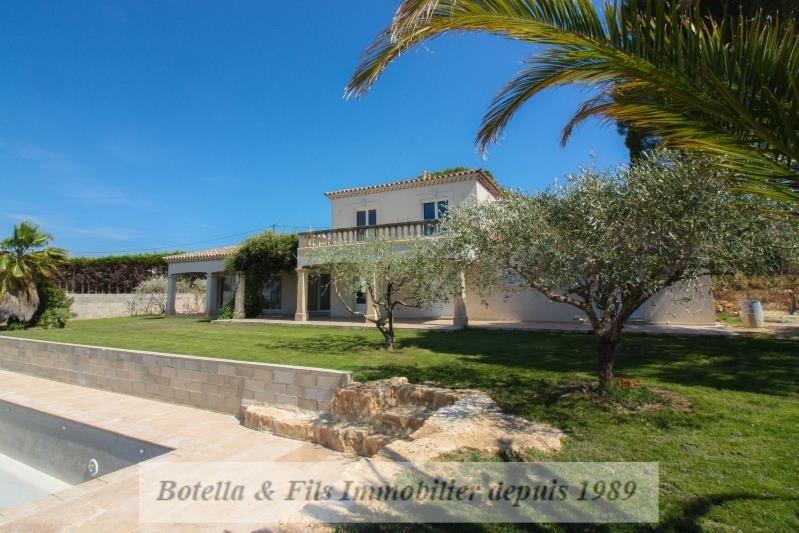 Verkoop van prestige  huis Uzes 625000€ - Foto 1