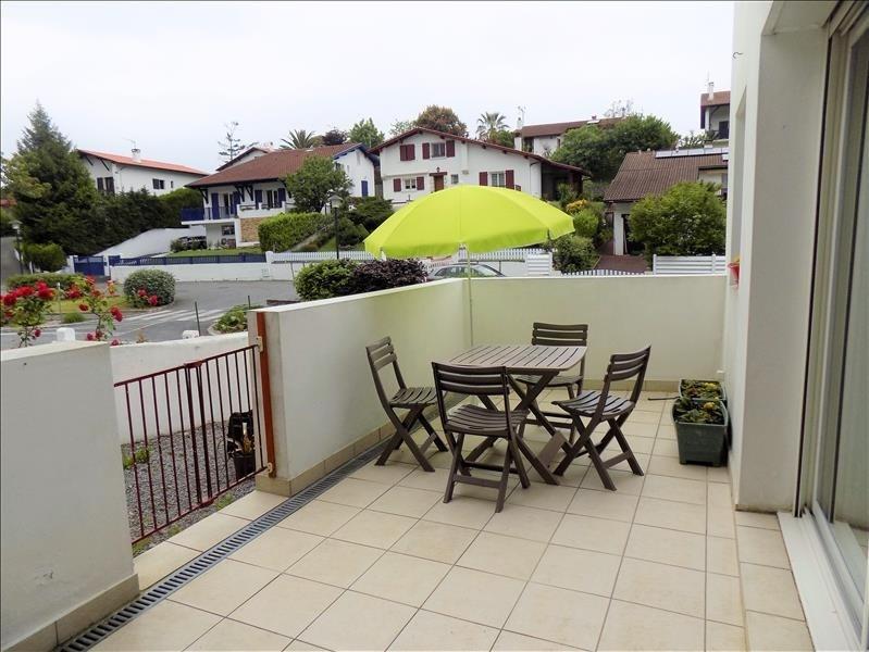 Sale apartment St jean de luz 253800€ - Picture 1
