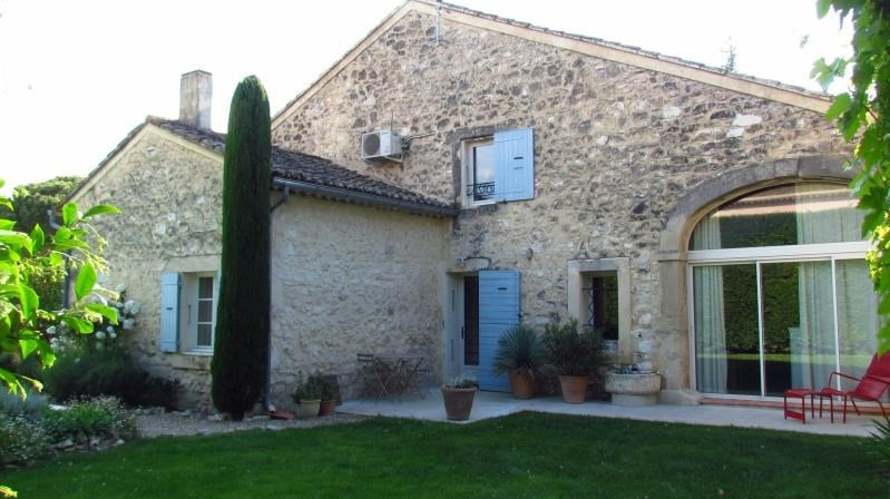 Deluxe sale house / villa Molleges 735000€ - Picture 8