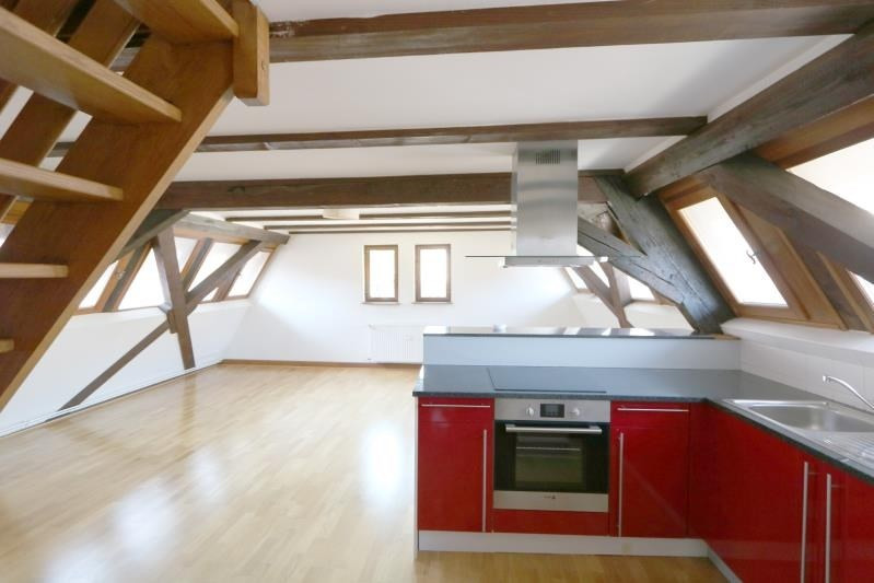 Rental apartment Strasbourg 1050€ CC - Picture 1