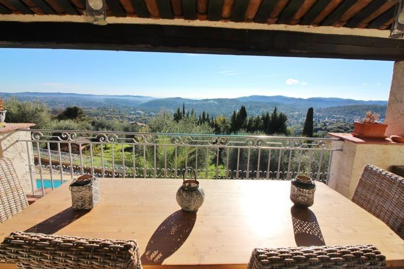 Vente de prestige maison / villa Speracedes 750000€ - Photo 10