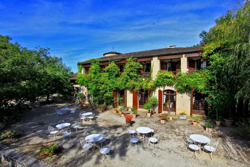 Vente de prestige maison / villa Vieux mareuil 609000€ - Photo 1