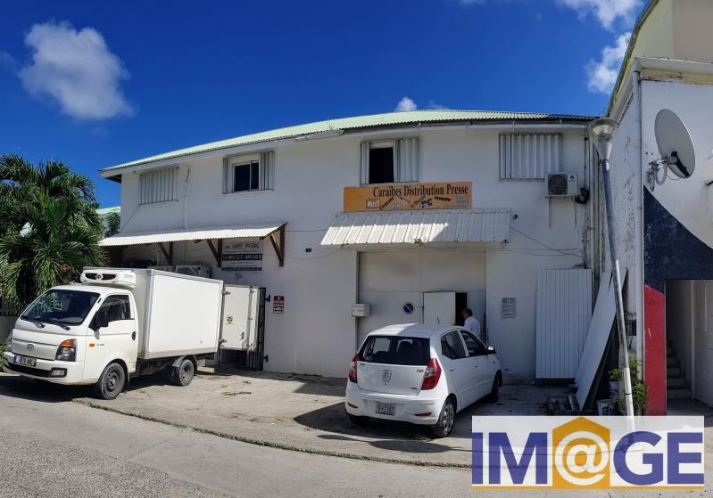 Location local commercial St martin 1500€ HT/HC - Photo 1