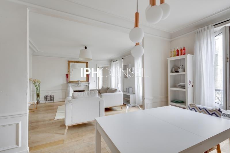 Sale apartment Paris 16ème 989000€ - Picture 1
